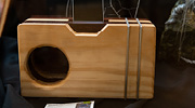 Clare, Mitchell - Passive Wooden Mobile Speaker